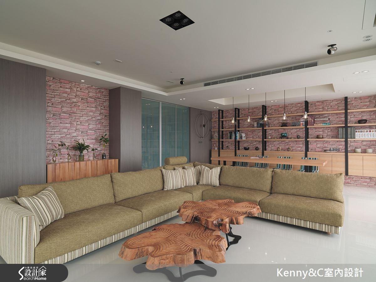 73坪新成屋(5年以下)_混搭風案例圖片_Kenny&C室內設計_Kenny&C_27之3