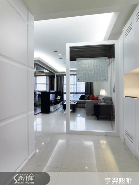 35坪新成屋(5年以下)_現代風案例圖片_亨羿生活空間設計_亨羿_34之2