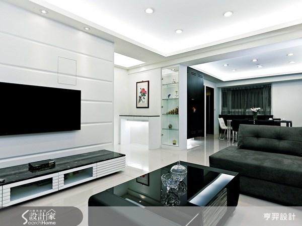 40坪新成屋(5年以下)_現代風案例圖片_亨羿生活空間設計_亨羿_44之4