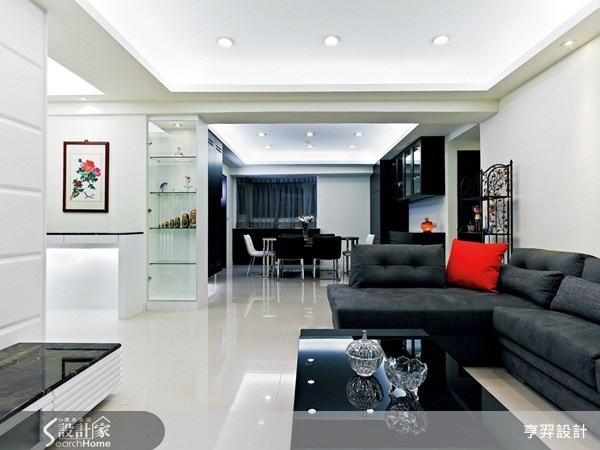 40坪新成屋(5年以下)_現代風案例圖片_亨羿生活空間設計_亨羿_44之3