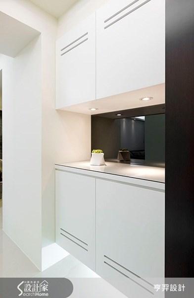 30坪新成屋(5年以下)_簡約風案例圖片_亨羿生活空間設計_亨羿_45之10