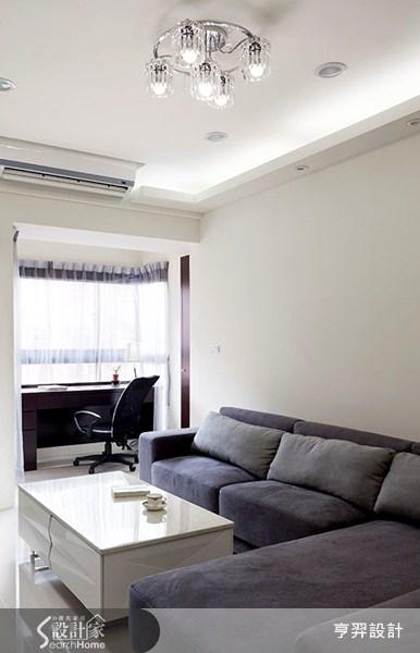 30坪新成屋(5年以下)_簡約風案例圖片_亨羿生活空間設計_亨羿_45之4