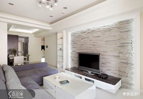 30坪新成屋(5年以下)_簡約風案例圖片_亨羿生活空間設計_亨羿_45之1
