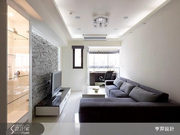 30坪新成屋(5年以下)_簡約風案例圖片_亨羿生活空間設計_亨羿_45之2