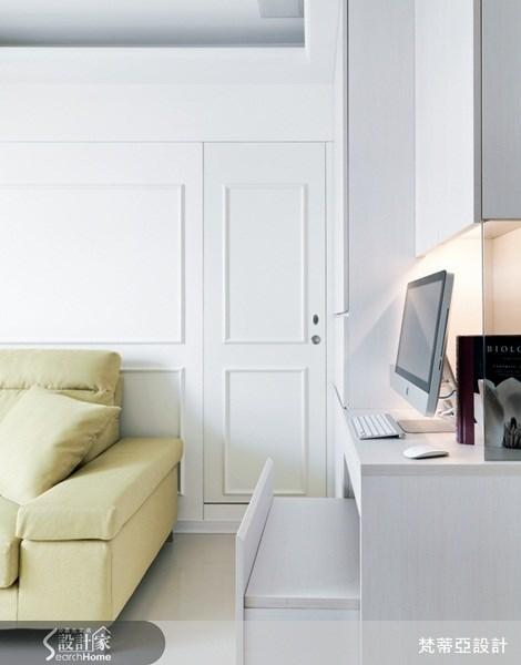 20坪中古屋(5~15年)_新古典案例圖片_梵蒂亞設計_梵蒂亞_08之6