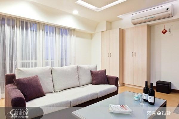 58坪新成屋(5年以下)_人文禪風案例圖片_梵蒂亞設計_梵蒂亞_10之4