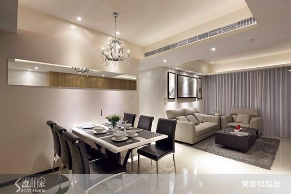 25坪新成屋(5年以下)_混搭風案例圖片_梵蒂亞設計_梵蒂亞_14之3