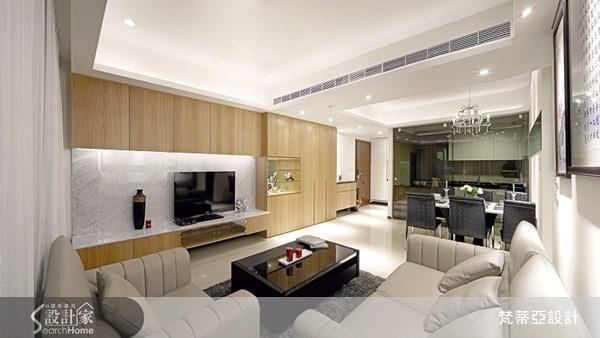 25坪新成屋(5年以下)_混搭風案例圖片_梵蒂亞設計_梵蒂亞_14之1