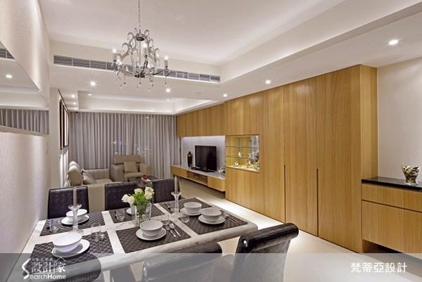 25坪新成屋(5年以下)_混搭風案例圖片_梵蒂亞設計_梵蒂亞_14之4