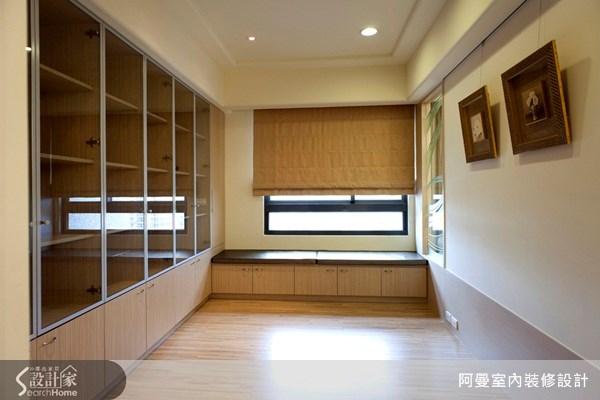 36坪新成屋(5年以下)_現代風書房案例圖片_阿曼空間設計_阿曼_10之11