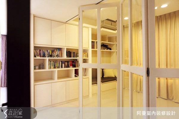 48坪新成屋(5年以下)_現代風書房案例圖片_阿曼空間設計_阿曼_15之9