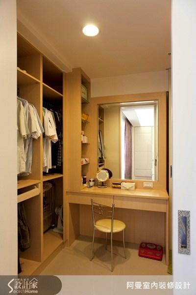48坪新成屋(5年以下)_現代風更衣間案例圖片_阿曼空間設計_阿曼_15之15