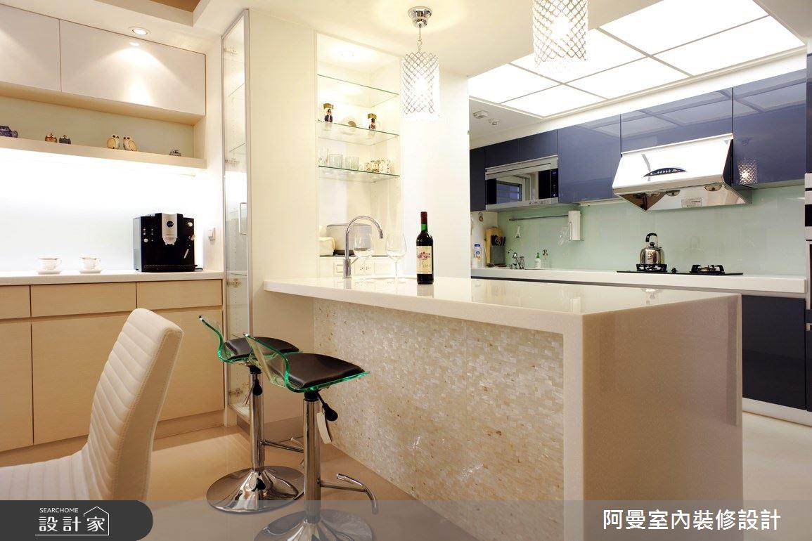 48坪新成屋(5年以下)_現代風案例圖片_阿曼空間設計_阿曼_15之8