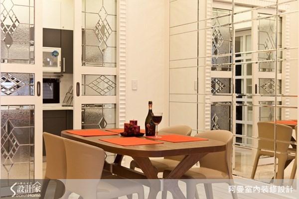 68坪新成屋(5年以下)_美式風餐廳案例圖片_阿曼空間設計_阿曼_21之3