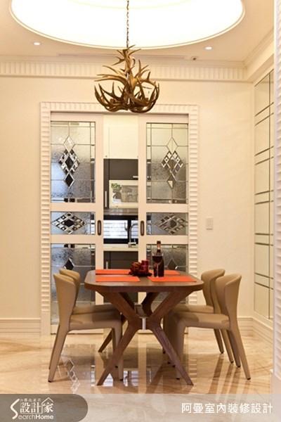 68坪新成屋(5年以下)_美式風餐廳案例圖片_阿曼空間設計_阿曼_21之2