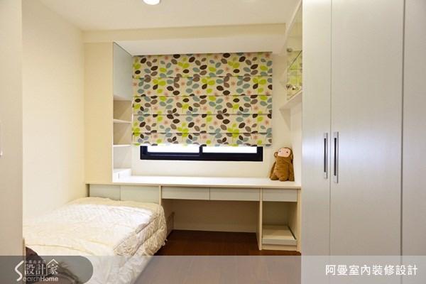 68坪新成屋(5年以下)_美式風臥室案例圖片_阿曼空間設計_阿曼_21之11