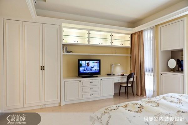 68坪新成屋(5年以下)_美式風臥室案例圖片_阿曼空間設計_阿曼_21之8