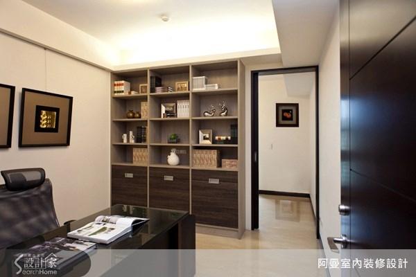 58坪新成屋(5年以下)_現代風書房案例圖片_阿曼空間設計_阿曼_22之9