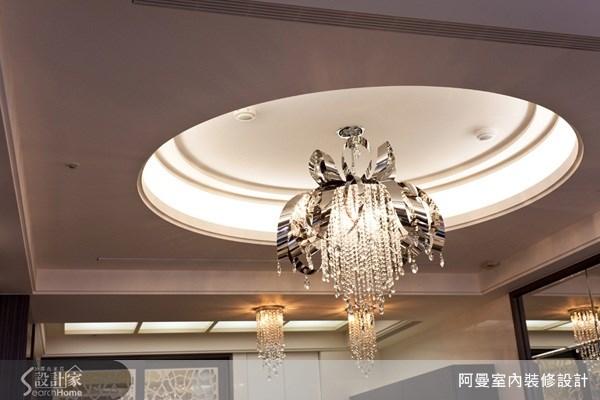 58坪新成屋(5年以下)_現代風餐廳案例圖片_阿曼空間設計_阿曼_22之7