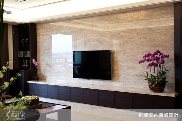 58坪新成屋(5年以下)_現代風客廳案例圖片_阿曼空間設計_阿曼_22之4