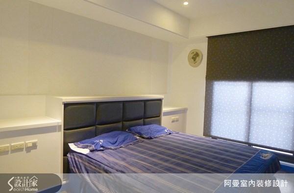 66坪新成屋(5年以下)_現代風臥室案例圖片_阿曼空間設計_阿曼_30之12