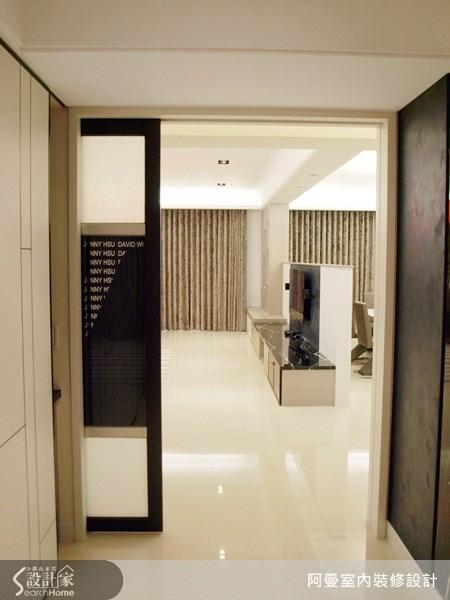 66坪新成屋(5年以下)_現代風玄關案例圖片_阿曼空間設計_阿曼_30之9