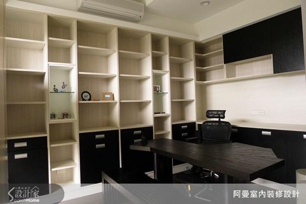 66坪新成屋(5年以下)_現代風書房案例圖片_阿曼空間設計_阿曼_30之11