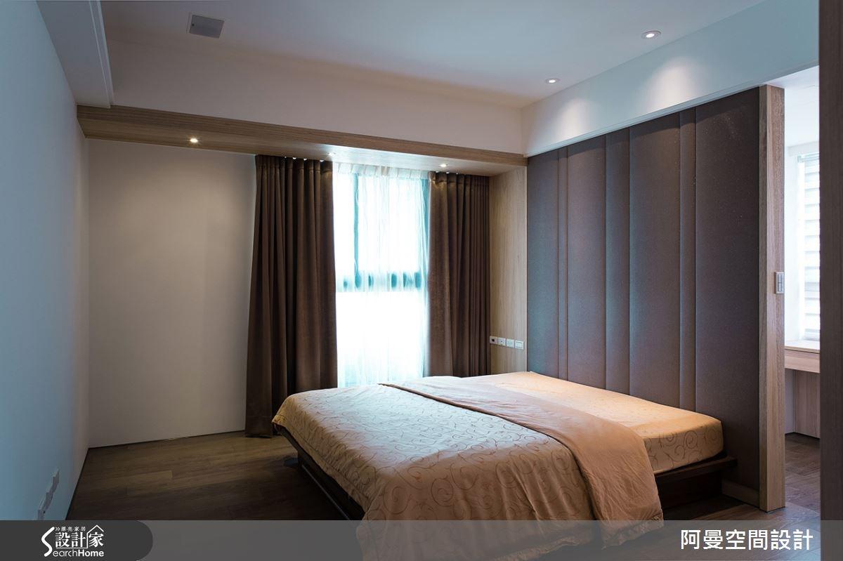 52坪新成屋(5年以下)_現代風客廳案例圖片_阿曼空間設計_阿曼_32之11