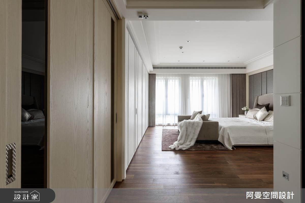 102坪新成屋(5年以下)_奢華風臥室案例圖片_阿曼空間設計_阿曼_37之11