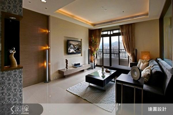 35坪新成屋(5年以下)_現代風案例圖片_達圓室內空間設計_達圓_09之2