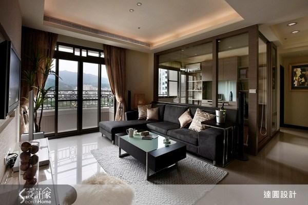 35坪新成屋(5年以下)_現代風案例圖片_達圓室內空間設計_達圓_09之1