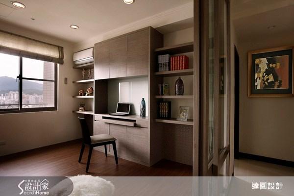 35坪新成屋(5年以下)_現代風案例圖片_達圓室內空間設計_達圓_09之6