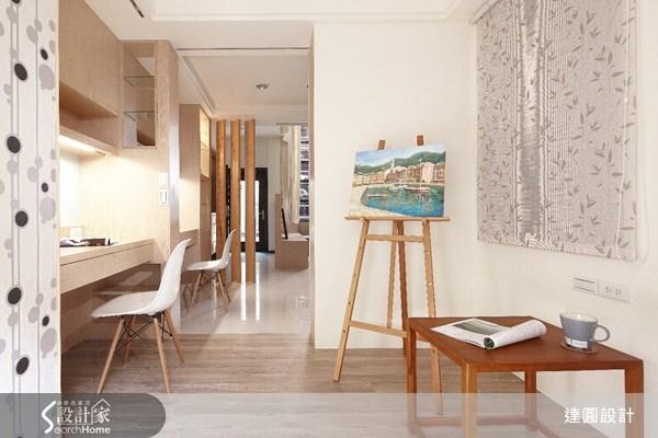 95坪新成屋(5年以下)_現代風案例圖片_達圓室內空間設計_達圓_05之15