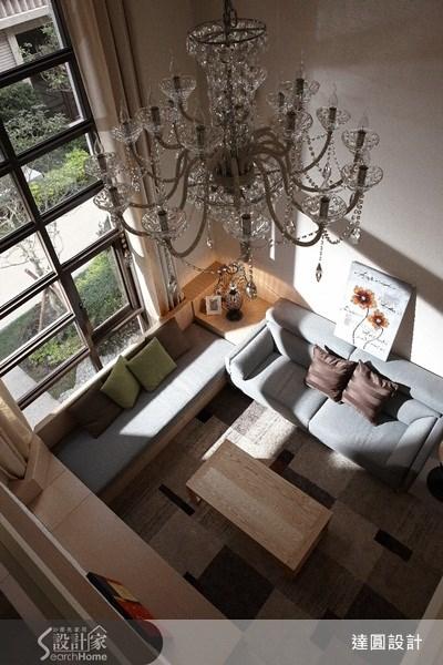 95坪新成屋(5年以下)_現代風案例圖片_達圓室內空間設計_達圓_05之6