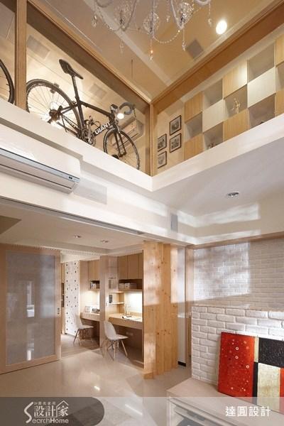 95坪新成屋(5年以下)_現代風案例圖片_達圓室內空間設計_達圓_05之11