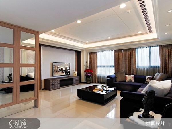 54坪新成屋(5年以下)_混搭風案例圖片_達圓室內空間設計_達圓_11之3