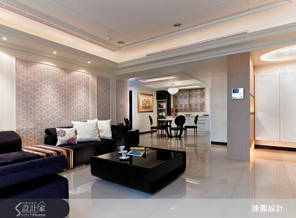 54坪新成屋(5年以下)_混搭風案例圖片_達圓室內空間設計_達圓_11之4