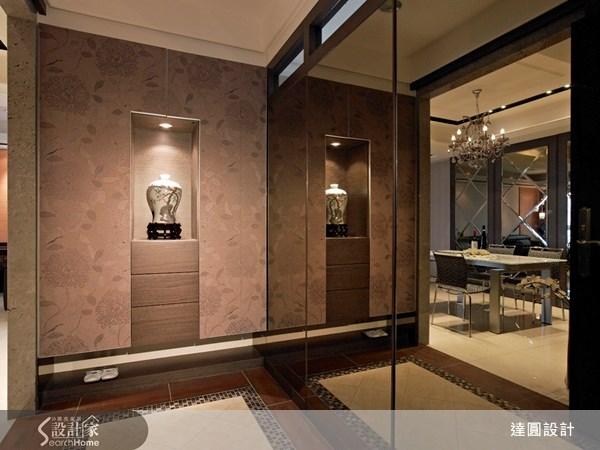 75坪新成屋(5年以下)_奢華風案例圖片_達圓室內空間設計_達圓_15之2