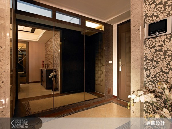 75坪新成屋(5年以下)_奢華風案例圖片_達圓室內空間設計_達圓_15之3
