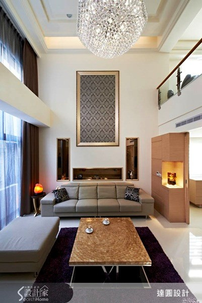 105坪新成屋(5年以下)_混搭風案例圖片_達圓室內空間設計_達圓_02之5