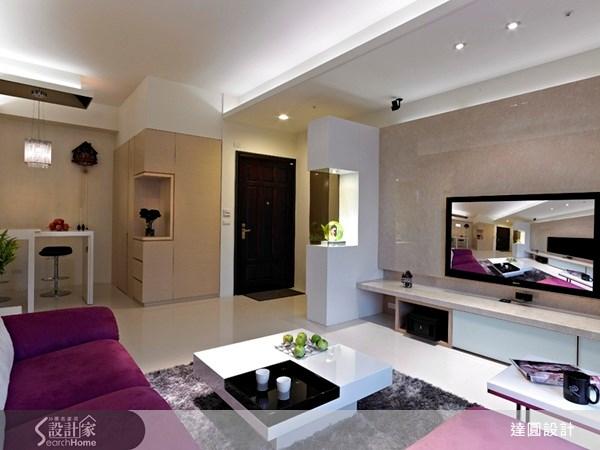 52坪新成屋(5年以下)_現代風案例圖片_達圓室內空間設計_達圓_03之6
