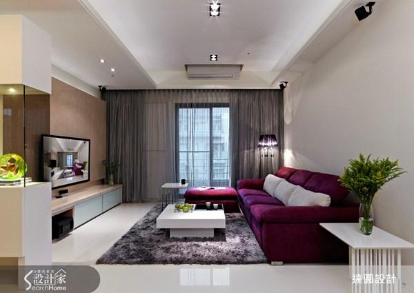52坪新成屋(5年以下)_現代風案例圖片_達圓室內空間設計_達圓_03之3