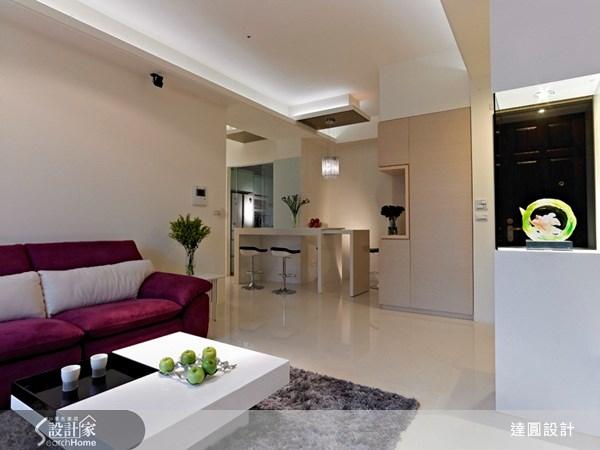 52坪新成屋(5年以下)_現代風案例圖片_達圓室內空間設計_達圓_03之5