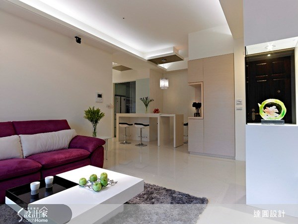 52坪新成屋(5年以下)_現代風案例圖片_達圓室內空間設計_達圓_03之4