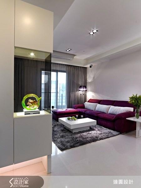 52坪新成屋(5年以下)_現代風案例圖片_達圓室內空間設計_達圓_03之1