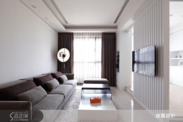 19坪新成屋(5年以下)_現代風案例圖片_達圓室內空間設計_達圓_01之2
