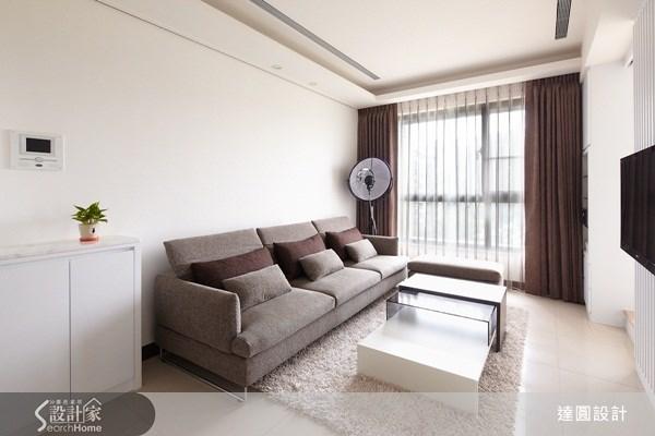 19坪新成屋(5年以下)_現代風案例圖片_達圓室內空間設計_達圓_01之6