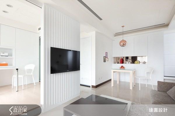 19坪新成屋(5年以下)_現代風案例圖片_達圓室內空間設計_達圓_01之7