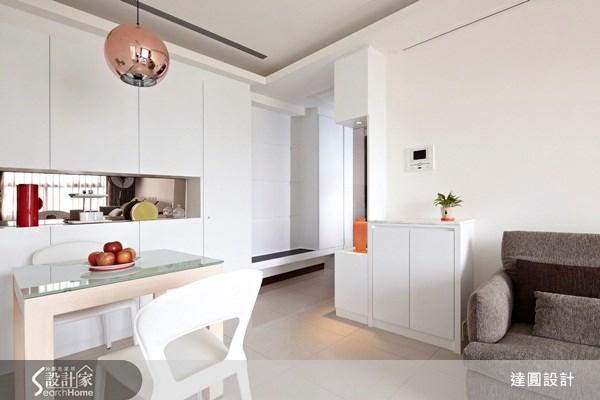 19坪新成屋(5年以下)_現代風案例圖片_達圓室內空間設計_達圓_01之8