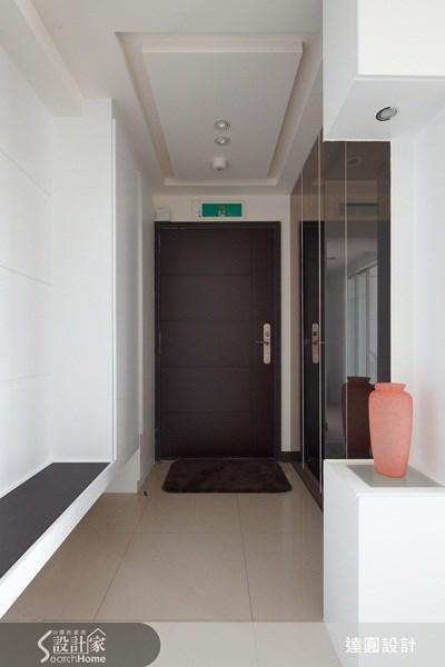 19坪新成屋(5年以下)_現代風案例圖片_達圓室內空間設計_達圓_01之1